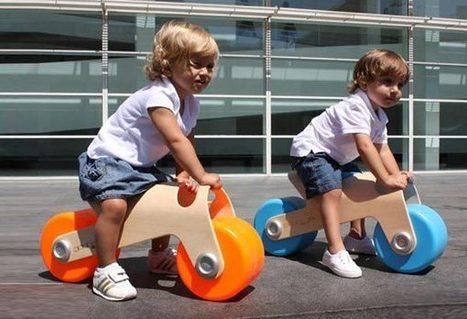 Balance Bike Basics: Teaching Kids to Ride Without Training Wheels | Eric Brody's Blog | Formand | Scoop.it