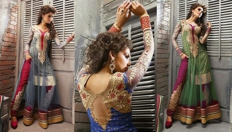 A NOVEL TREND OF FASHIONABLE TROUSER ANARKALI | Buy Women's Clothing Online in Affordable rate | Scoop.it