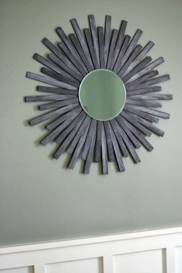 DIY : un miroir soleil en bois... | DIY DIY | Scoop.it