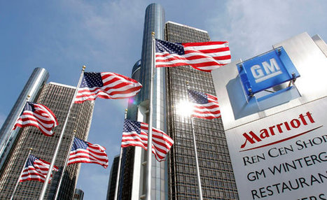 General Motors shaking up its marketing... again | MP library | Scoop.it