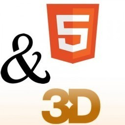 Stunning HTML5 Sites Filled With Impressive 3D Elements | Daily Tech | Scoop.it