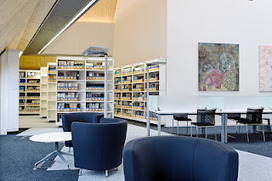 Public Libraries News: Libraries are changing and even thriving. | What Moves Us @ Curry Library | Scoop.it