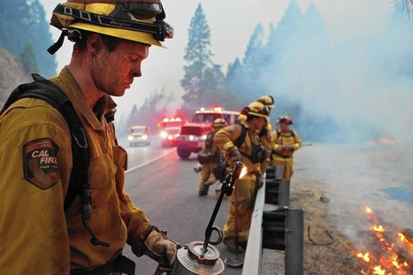 Massive King fire sets off even louder alarms in California | Sustain Our Earth | Scoop.it