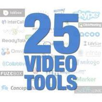 25 Great Video Collaboration Tools for Business | Video Conference | Scoop.it