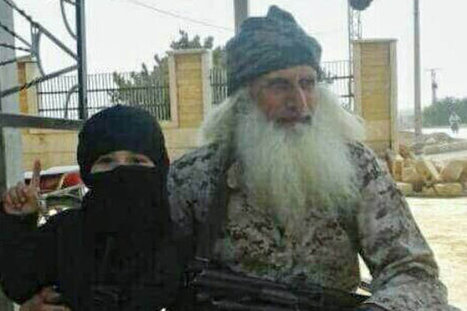 Islamic State: Millitant group ISIS now recruiting men as old as 70 | OSINT daily | Scoop.it