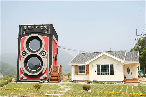 Giant Camera or Coffee Shop? Why Not Both? | ViceDaily | Scoop.it