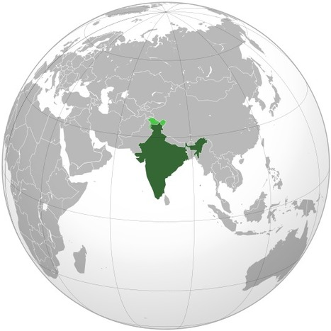 India Geographically | What Is India ? | Scoop.it