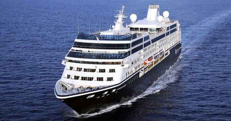 Azamara Club Cruises ship emerges from major makeover   Cruise Industry Trends   Scoop.it