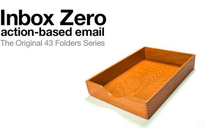 43 Folders Series: Inbox Zero | 43 Folders | Love Learning | Scoop.it