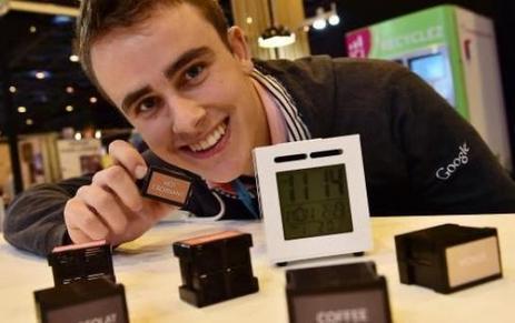 Guillaume Rolland collecte 192 453 € pour son réveil olfactif - Le Parisien | Neuromarketing, le marketing sensoriel | Scoop.it