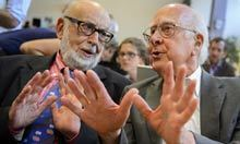Higgs boson's many great minds cause a Nobel prize headache | Particle Physics | Scoop.it