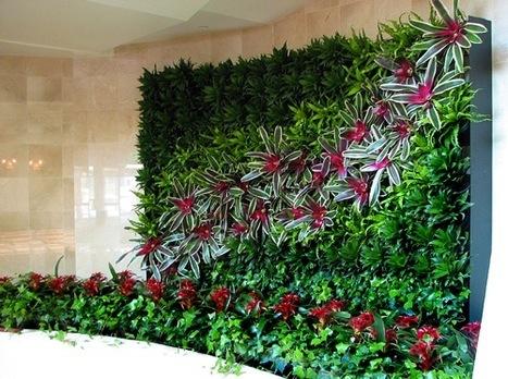 Vertical garden planters,vertical gardens in dubai,metal,aluminum,pots,containers   Vertical garden planters ,vertical garden ideas - goverhorticulture   Scoop.it