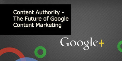 Content Authority - The Future of Google Content Marketing - Anders Pink | Social Content Creation | Scoop.it