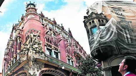 Colau es compromet a impedir l'hotel del Palau de la Música | #territori | Scoop.it