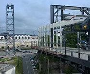 SMB achève la réalisation de la structure métallique du premier téléphérique urbain de France à Brest | transports par cable - tram aérien | Scoop.it