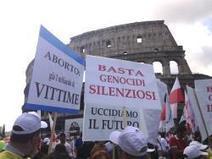 Les militants pro-life se mobilisent à Rome - Radio Vatican - Radio Vatican | egi dio | Scoop.it