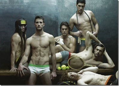 Underwear brand Modus Vivendi shows us The Evolution of Man. | QUEERWORLD! | Scoop.it