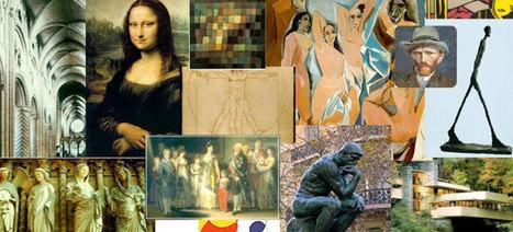 Narrar el arte | Cuadernos del profesor 8 | coses que trobo i penso que són interessants | Scoop.it