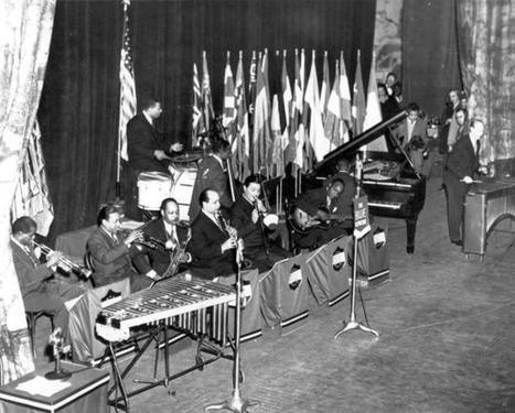 Metropolitan Opera House has its first jazz concert in 1944 | Jazz Plus | Scoop.it