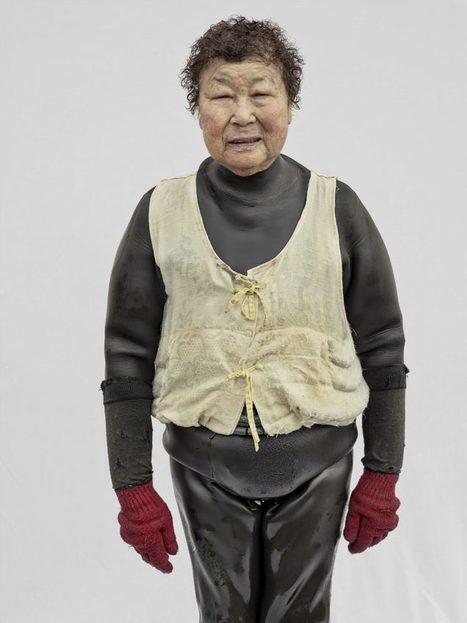 Hyung S. Kim a photographié pendant deux ans des Haeynyeo, femmes hors du commun | Graine de Photographe The Blog | Photo 2.0 | Scoop.it