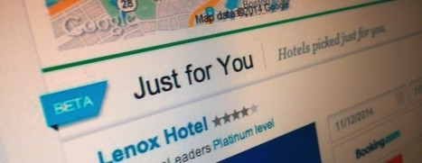 TripAdvisor Launches 'Just for You' Recommendations | Recherche locale | Scoop.it