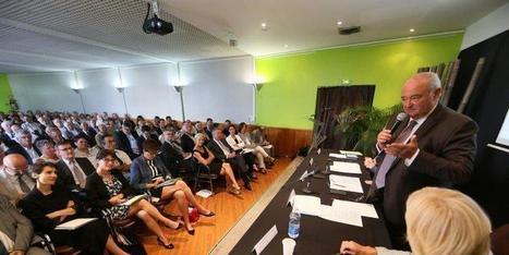 Pyrénées-Atlantiques : 250 à 300 millions d'euros pour le très haut débit - Tactis honoré d'accompagner le 64   Très Haut Débit et Aménagement numérique des Territoires   Scoop.it