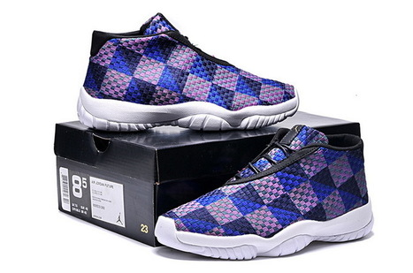 Nike Air Jordan 11 Future White Dark Blue Purple Black Sneaker,Discount Nike Air Jordan 11 Future Purple White Dark Blue Black Sneaker Online Sale | nike sneaker store | Scoop.it