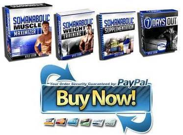 SOMANABOLIC MUSCLE MAXIMIZER SCAM by Kyle Leon ? | joey atlas scam | Scoop.it