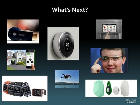 THE INTERNET OF EVERYTHING: 2014 [SLIDE Deck] Shows how we'll soon be digitally connected | Scan2Shop | Scoop.it