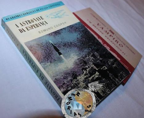 Ouroboros Lair: Mais uma particularidade da Colecção Argonauta | Paraliteraturas + Pessoa, Borges e Lovecraft | Scoop.it
