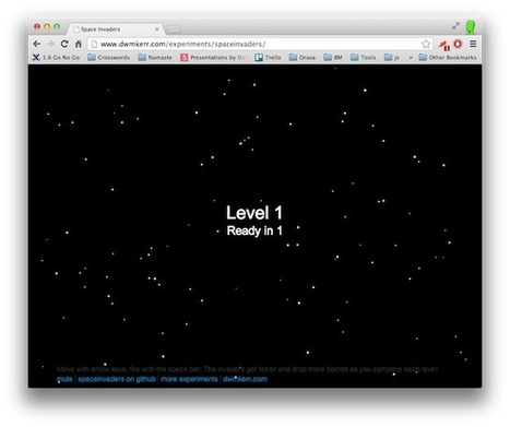 Learn JavaScript Part 2 - Space Invaders | Design and Development | Scoop.it