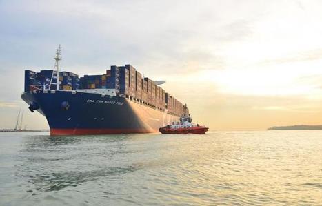 Zeebrugge perd son dernier grand service Asie-Europe | Report modal | Scoop.it