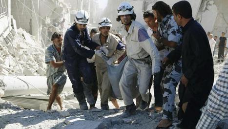 HEROS & Métier / Les Casques blancs syriens, des héros trop discrets | Héroïques ? | Scoop.it