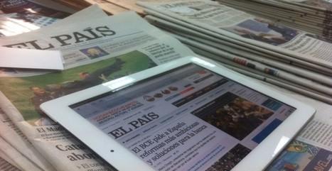 Grupo Prisa se centra en la publicidad 'online' mientras deja morir el papel | Periodismo Digital e avanzado | Scoop.it