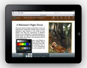 Aerbook Maker, Kwik Help E-Books Come Alive with Multimedia   Mediashift   PBS   E-commerce, Social Media & books   Scoop.it