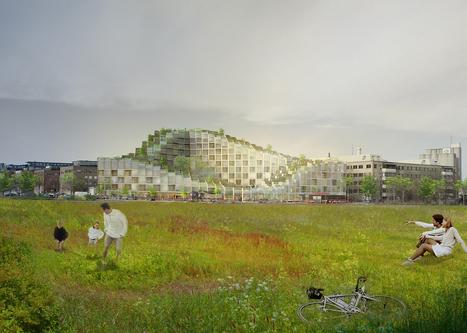 BIG designs 79 & Park residential development for Stockholm | Urban Choreography | Scoop.it