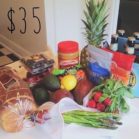 Healthy Eating on a Budget | Danica Pelzel | College Students: Eating Healthy on a Budget | Scoop.it