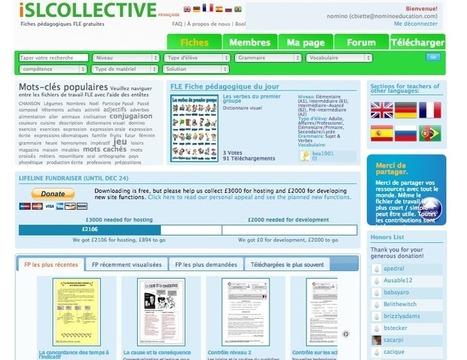 Plus de 1500 fiches pédagogiques FLE gratuites ! | Frans en mixed media | Scoop.it