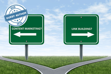 Why Content Marketing Complements but does not Substitute Link Building | Link Building Ideas | Scoop.it