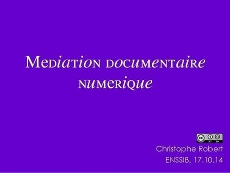 Médiation documentaire numérique | Actualités du monde des bibliothèques | Scoop.it