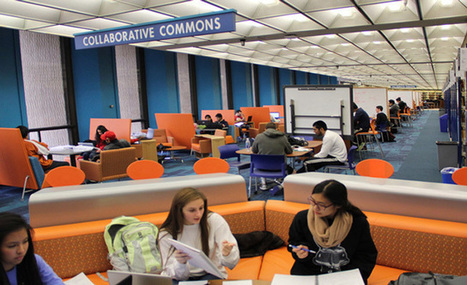 Think Space: Transforming Spaces, Inspiring Learning | University of Texas at Austin Libraries | Learning Space: Design Matters | Scoop.it