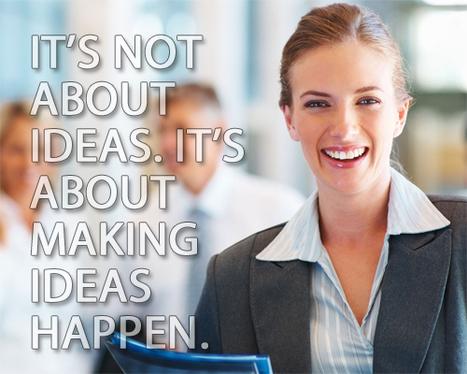 Making Ideas Happen .... | Tim Mccallan | Scoop.it