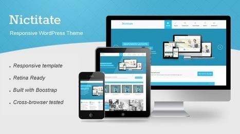 Nictitate-Multi Purpose WP theme - Wpthemetuts | Latest Wordpress Themes | Scoop.it
