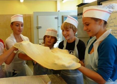 ATELIERS La Fondation Paul Bocuse rouvre ses cuisines aux collégiens | Actu Boulangerie Patisserie Restauration Traiteur | Scoop.it