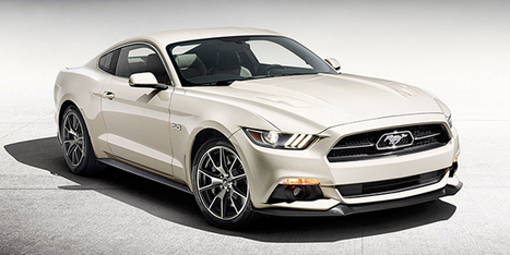 The Mustang at 50: inside the evolution of an American icon | D_sign | Scoop.it