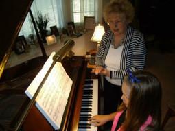 Piano teacher in Colorado Springs CO choose Piano Lessons With Carol | Piano Lessons With Carol | Scoop.it