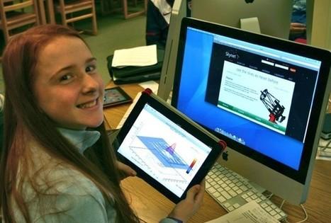 Students Use Radio Telescope To Explore The Universe - RedOrbit | Science Wow Factor | Scoop.it