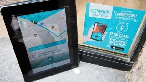 Saint-Omer adopte une application touristique innovante pour mobile (VIDÉO) - La Voix du Nord | Tourisme en Nord-Pas de Calais | Scoop.it