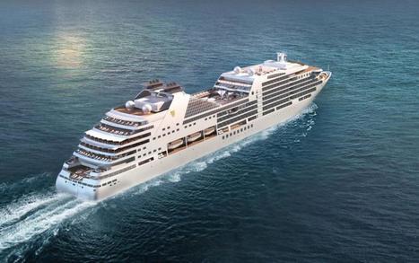 Fincantieri lance la construction du Seabourn Ovation | French speaking media | Scoop.it