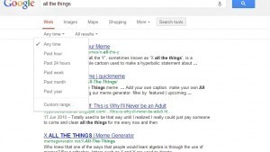 Google Search Revamp Hides Useful Tools | Teacher-Librarian | Scoop.it